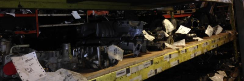 Ceegee's Auto Recycling - Used Ford Parts in Richmond