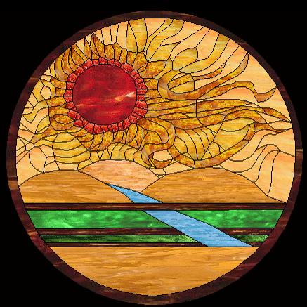 Dakota Stained Glass image 6
