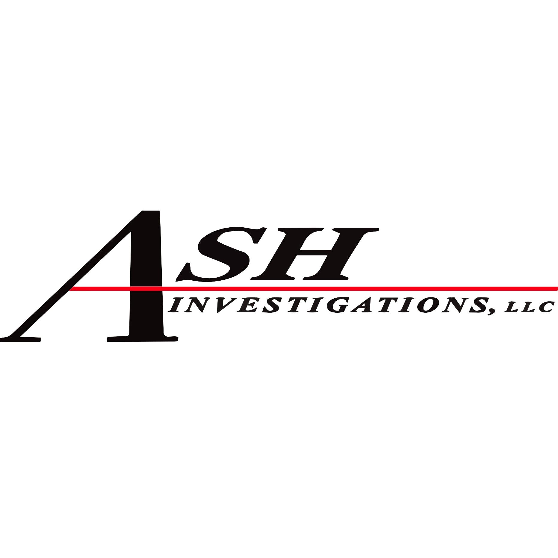Ash Investigations