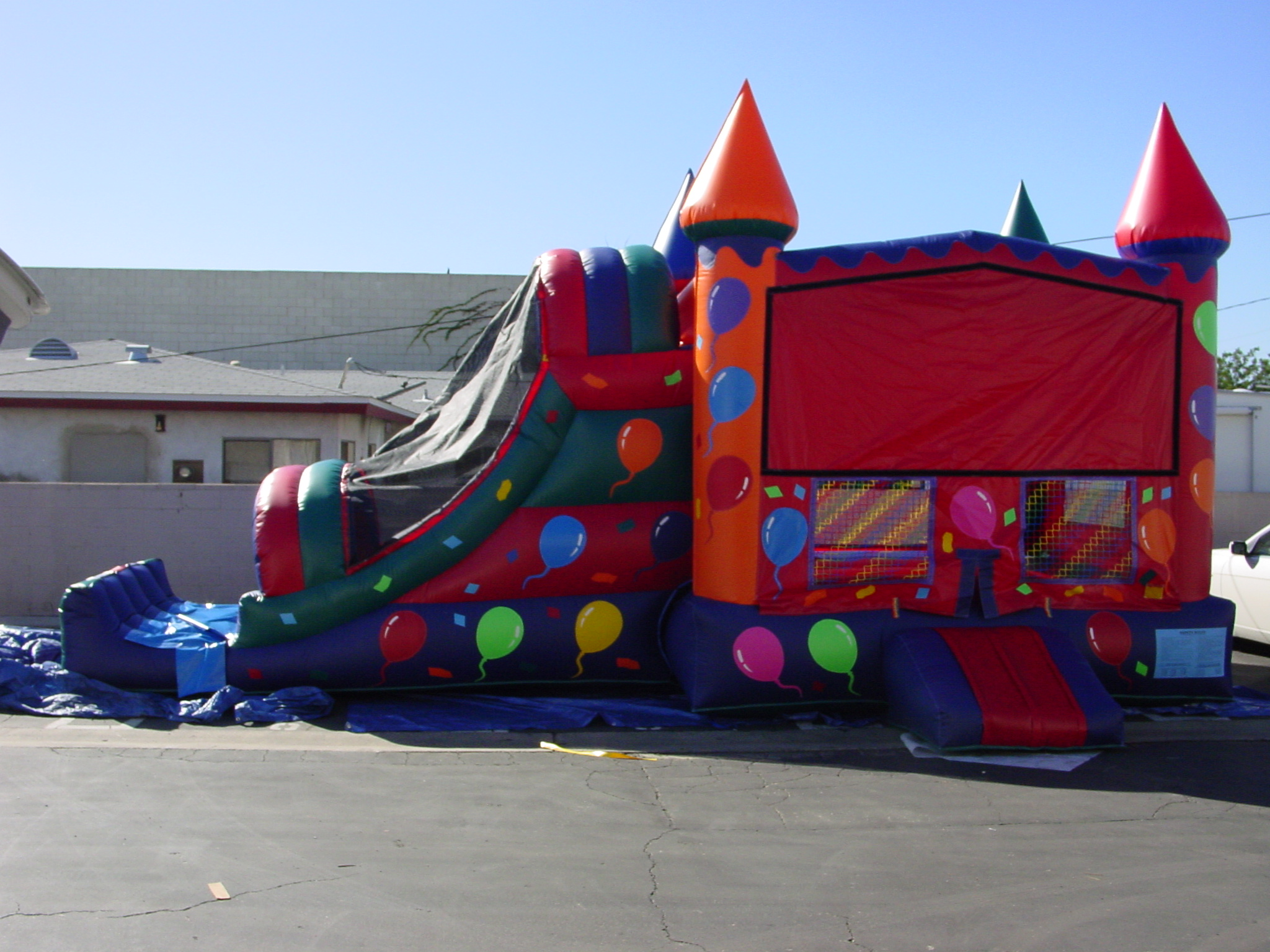 Inflatable Party Magic, LLC Bounce House Rentals image 1