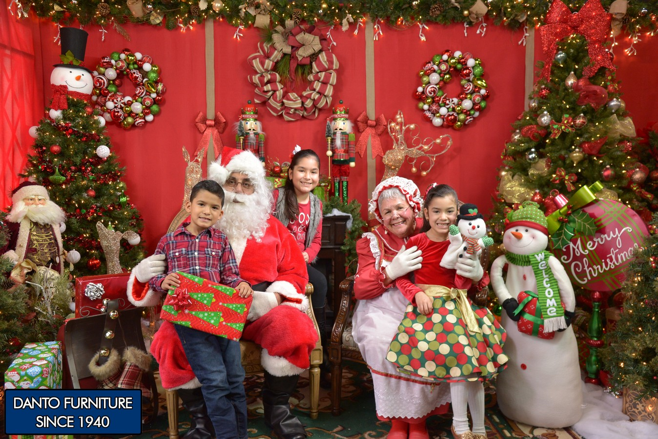 5th Annual Merry Christmas With Santa Event