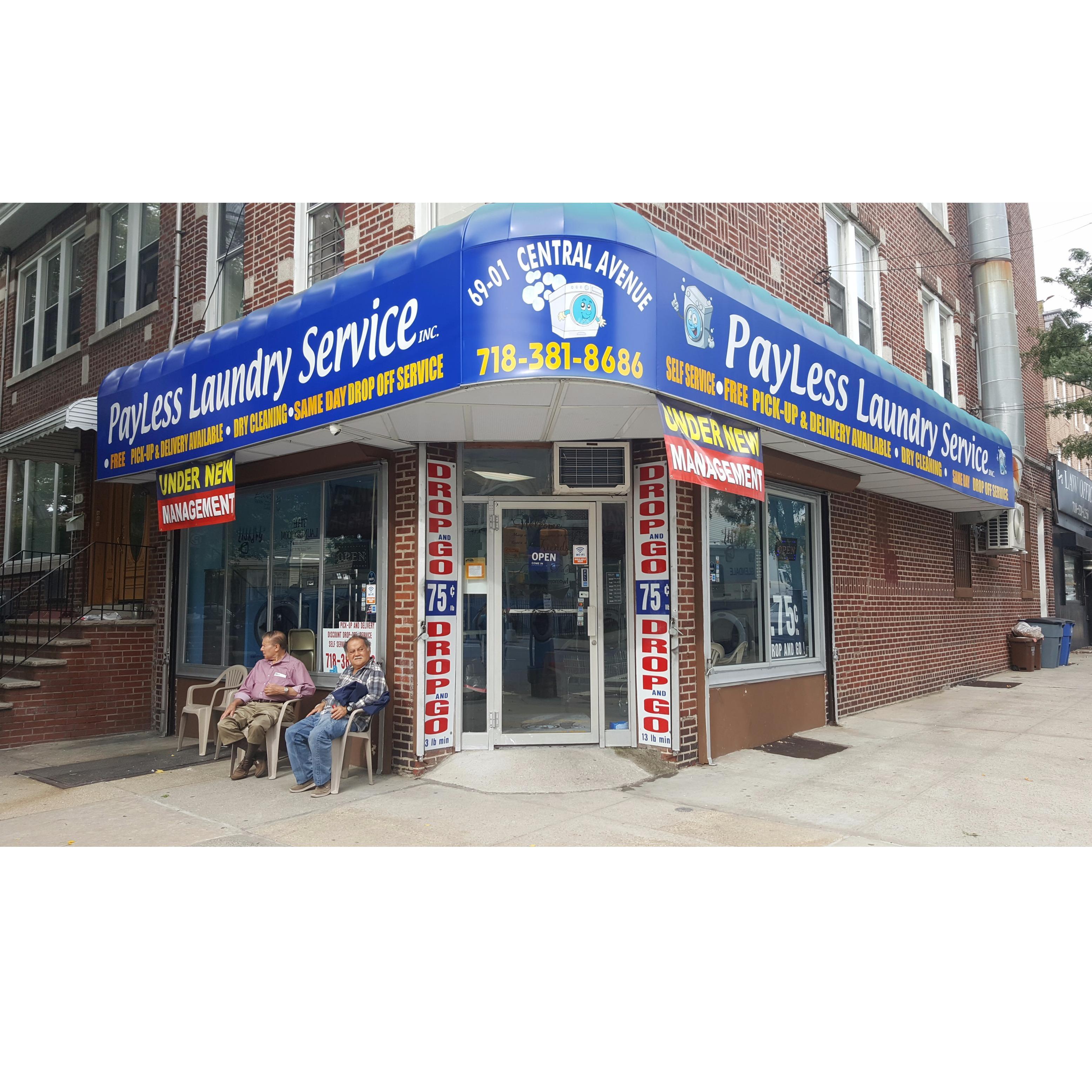 Payless Laundry Service, Inc.
