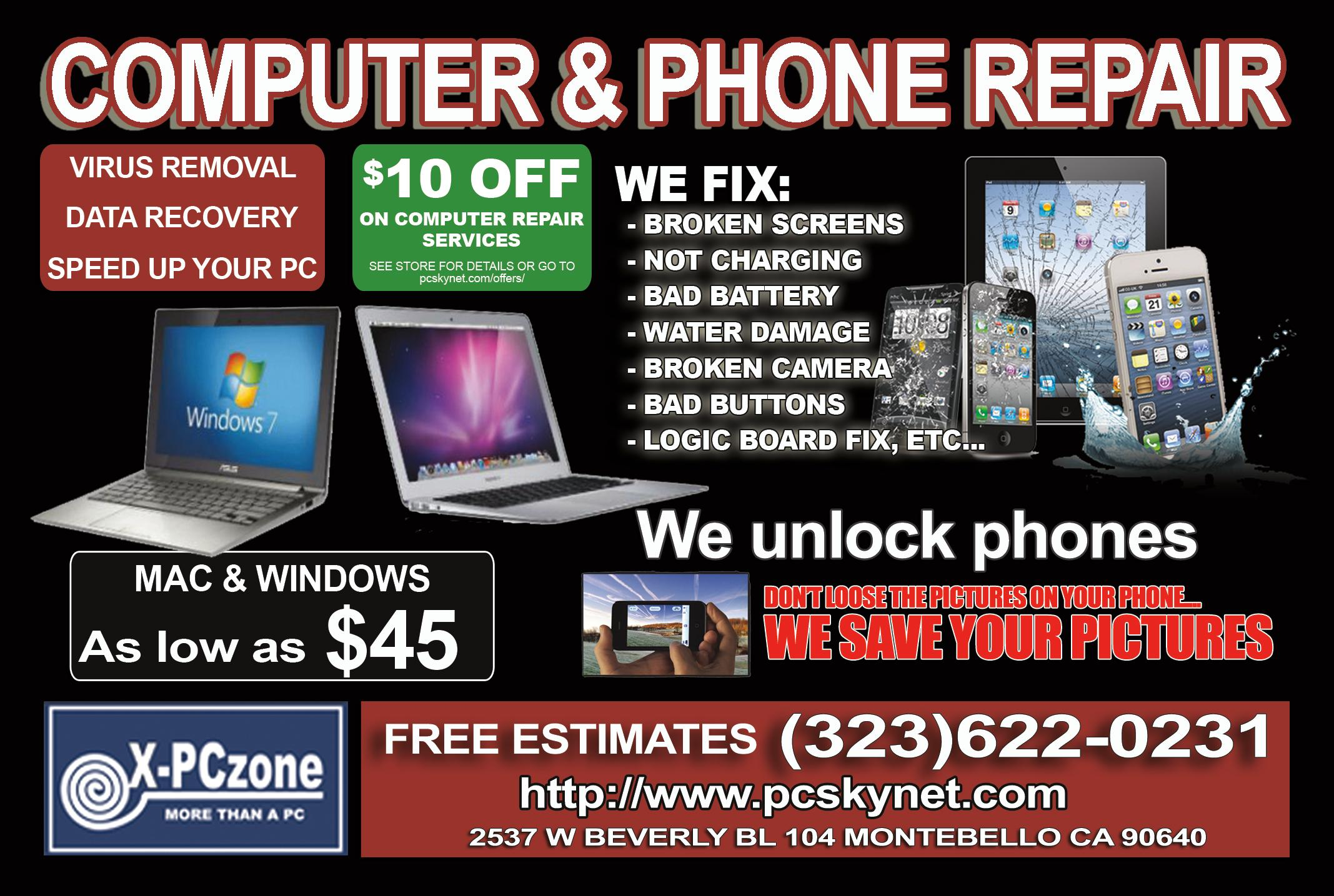 X-PCzone Computer and Phone Repair image 8