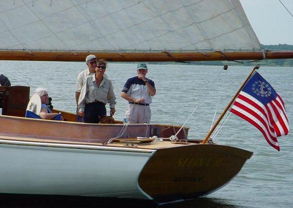 Sail Selina II, St. Michaels image 1