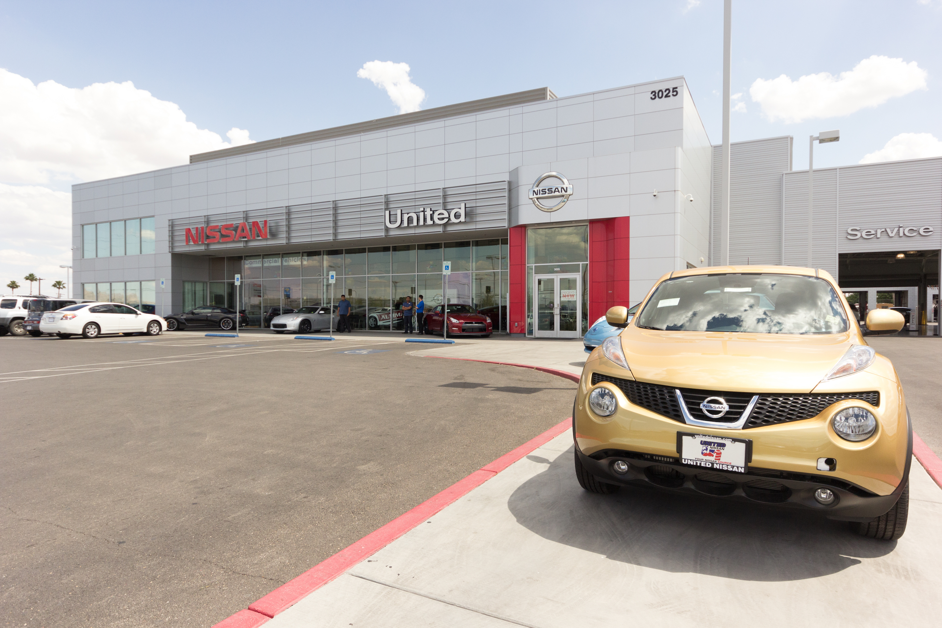 United Nissan Las Vegas >> United Nissan in Las Vegas, NV | Whitepages