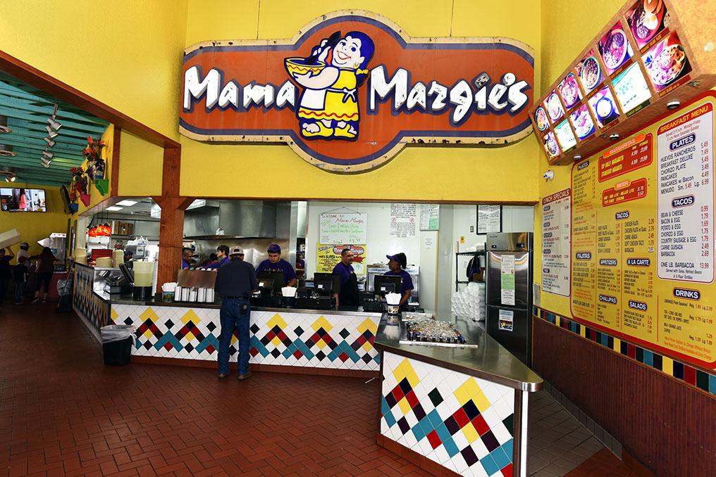 Mama Margie S Mexican Restaurant In San Antonio Tx