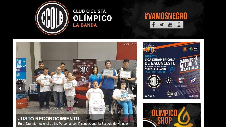 Club Ciclista Olímpico la Banda