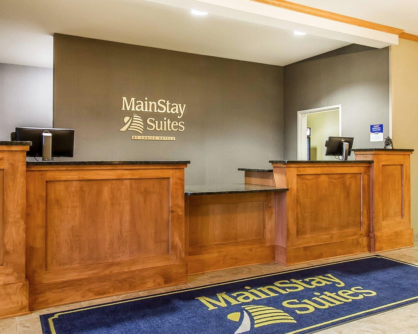 MainStay Suites Stanley image 1