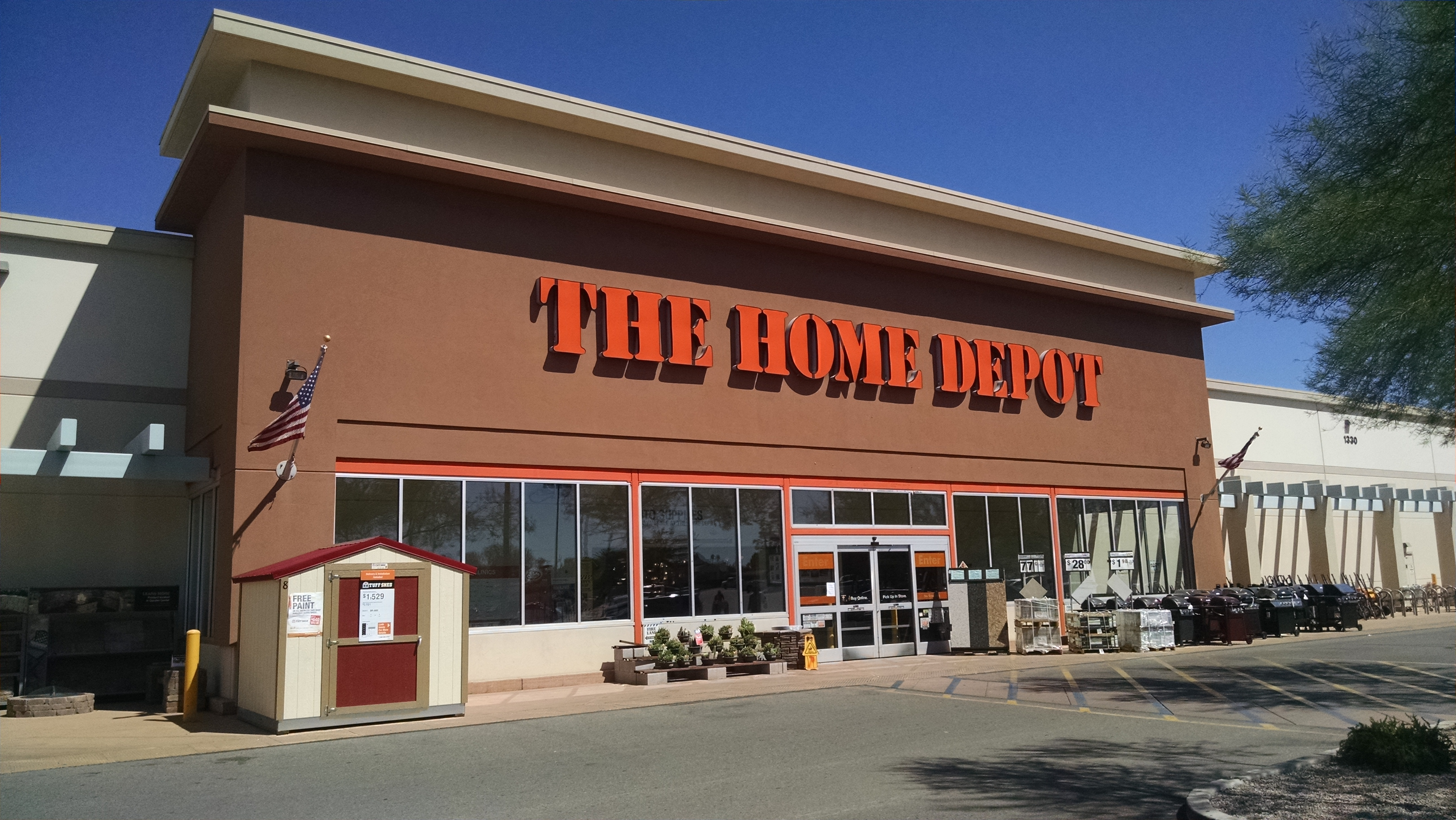 The Home Depot In Tempe Az Whitepages