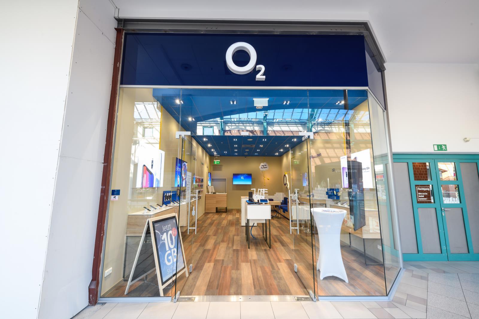 o2 Shop, Thomas-Mann-Platz 1 in Chemnitz