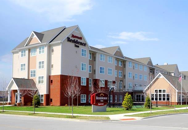 Residence Inn By Marriott Dayton North Dayton Oh