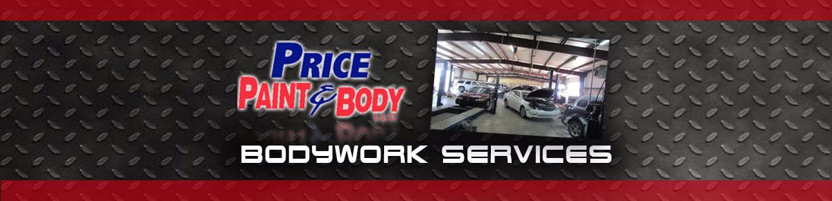 Price Paint & Body LLC image 1