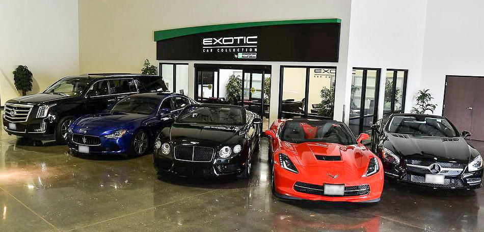 Exotic Car Collection by Enterprise image 3