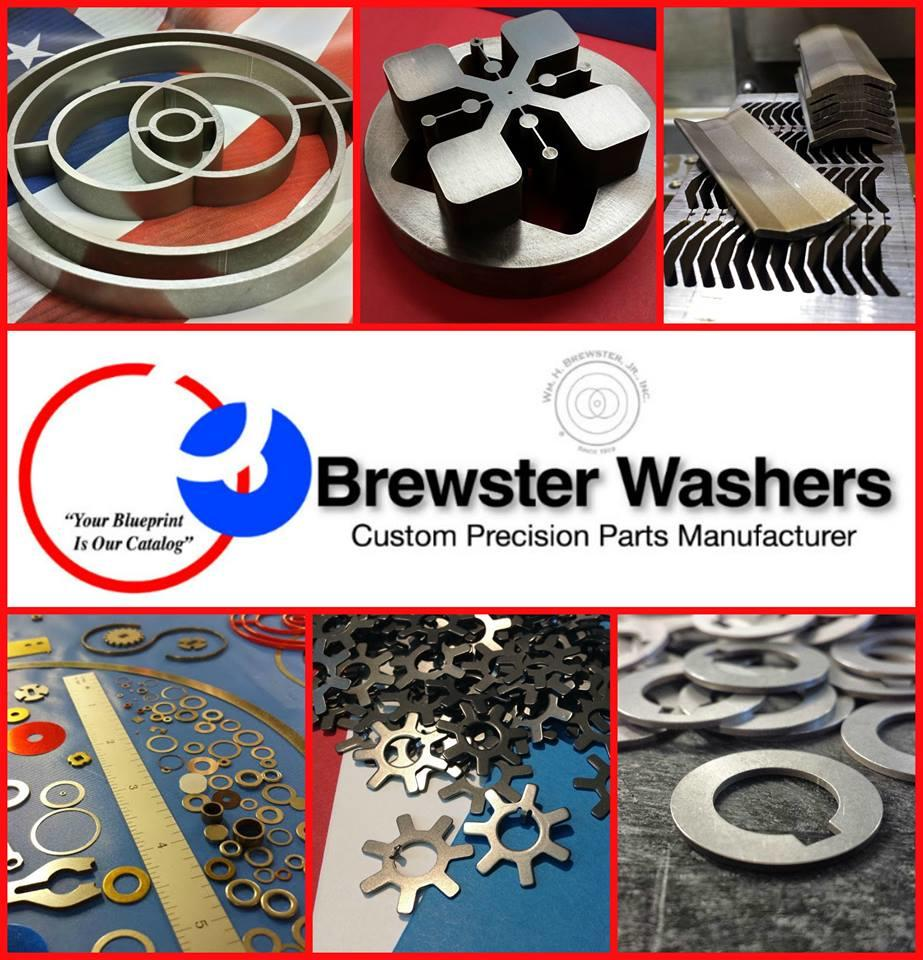 Manufacturer of Precision Round Washers, Discs, Shims and Specialty Parts