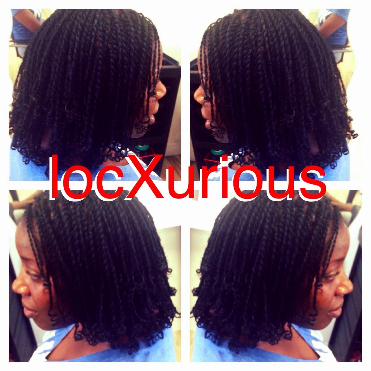 Locxurious Natural Hair Salon Clinton Md