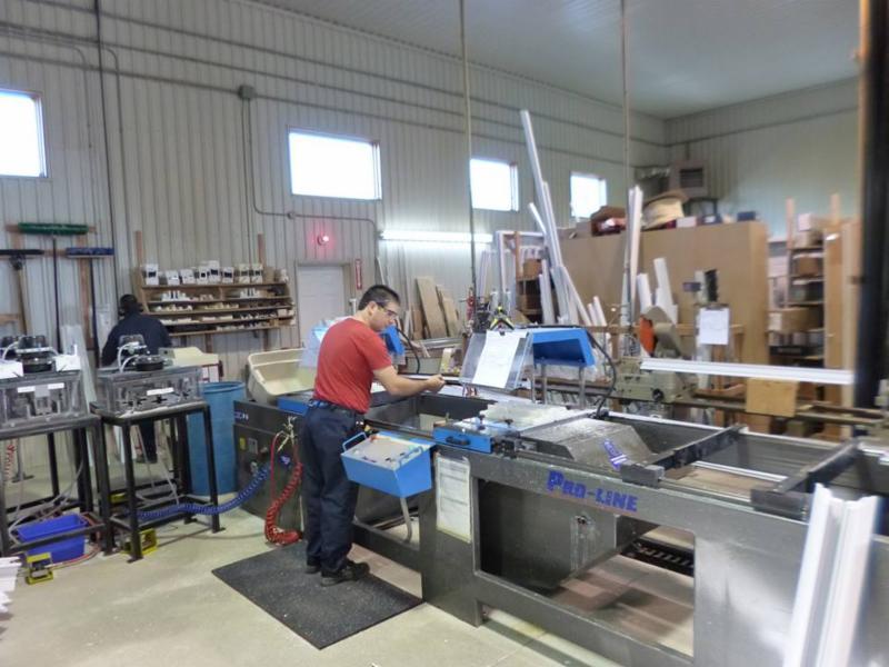 Vézina & Fils Industriel à Saint-Prime