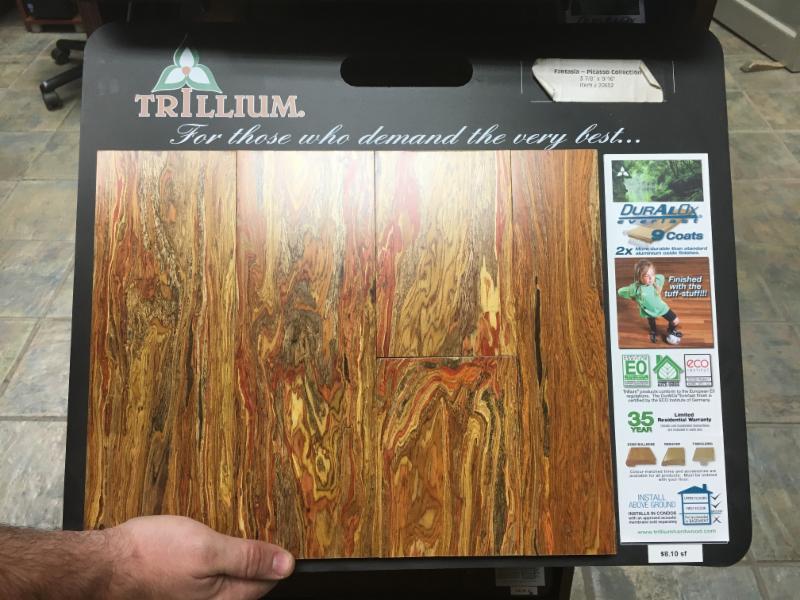 Schiller Floors Ltd in Quesnel: pacasso hardwood