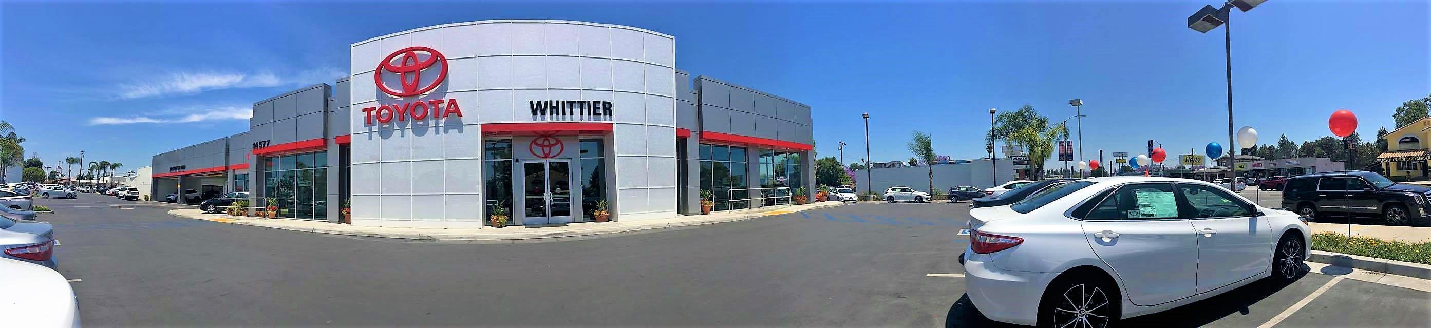 Toyota of Whittier image 6