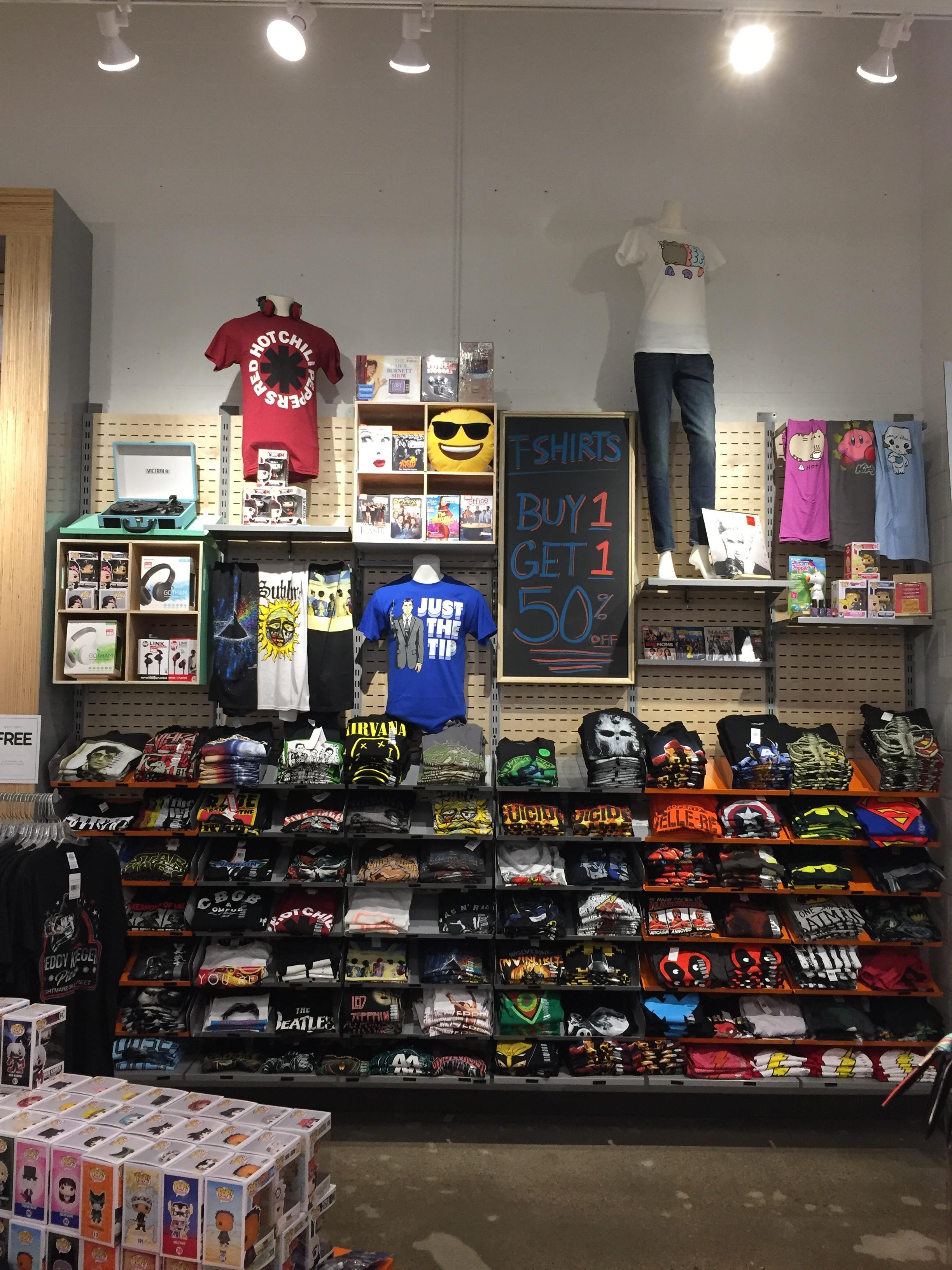 Shops & Trends