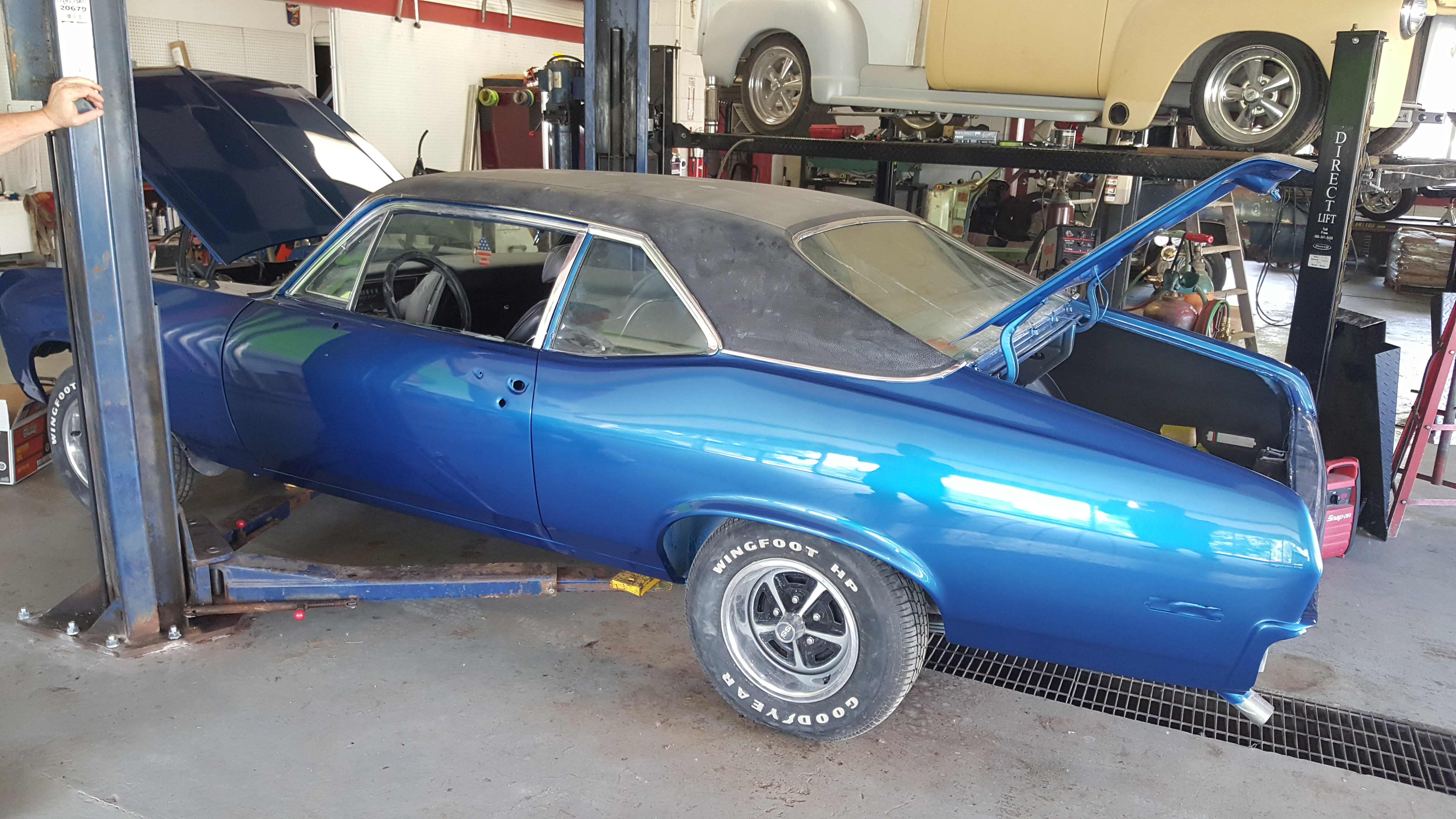 Metal Polishing Near Me >> Grumpy's Hot Rod Shop Coupons near me in Janesville | 8coupons