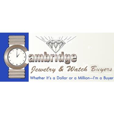 Cambridge Jewelry & Watch Buyers