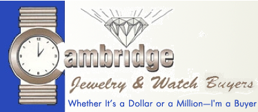 Cambridge Jewelry & Watch Buyers