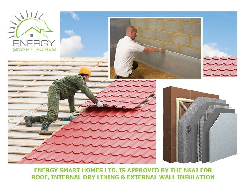 Energy Smart Homes Limited Building Contractors In Dublin