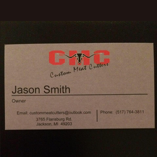 Custom Meat Cutters LLC