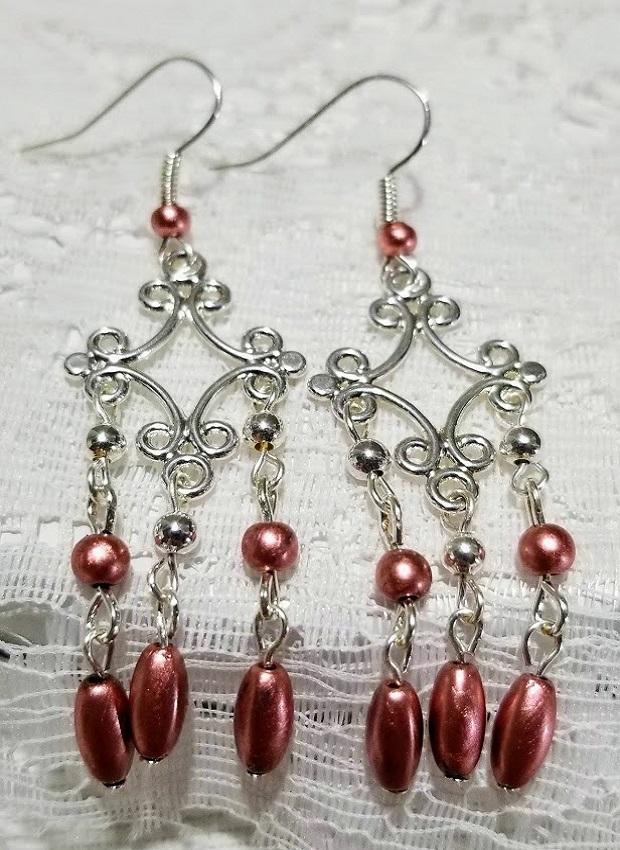 Handmade Beaded Jewelry Handcrafted - Unique image 3