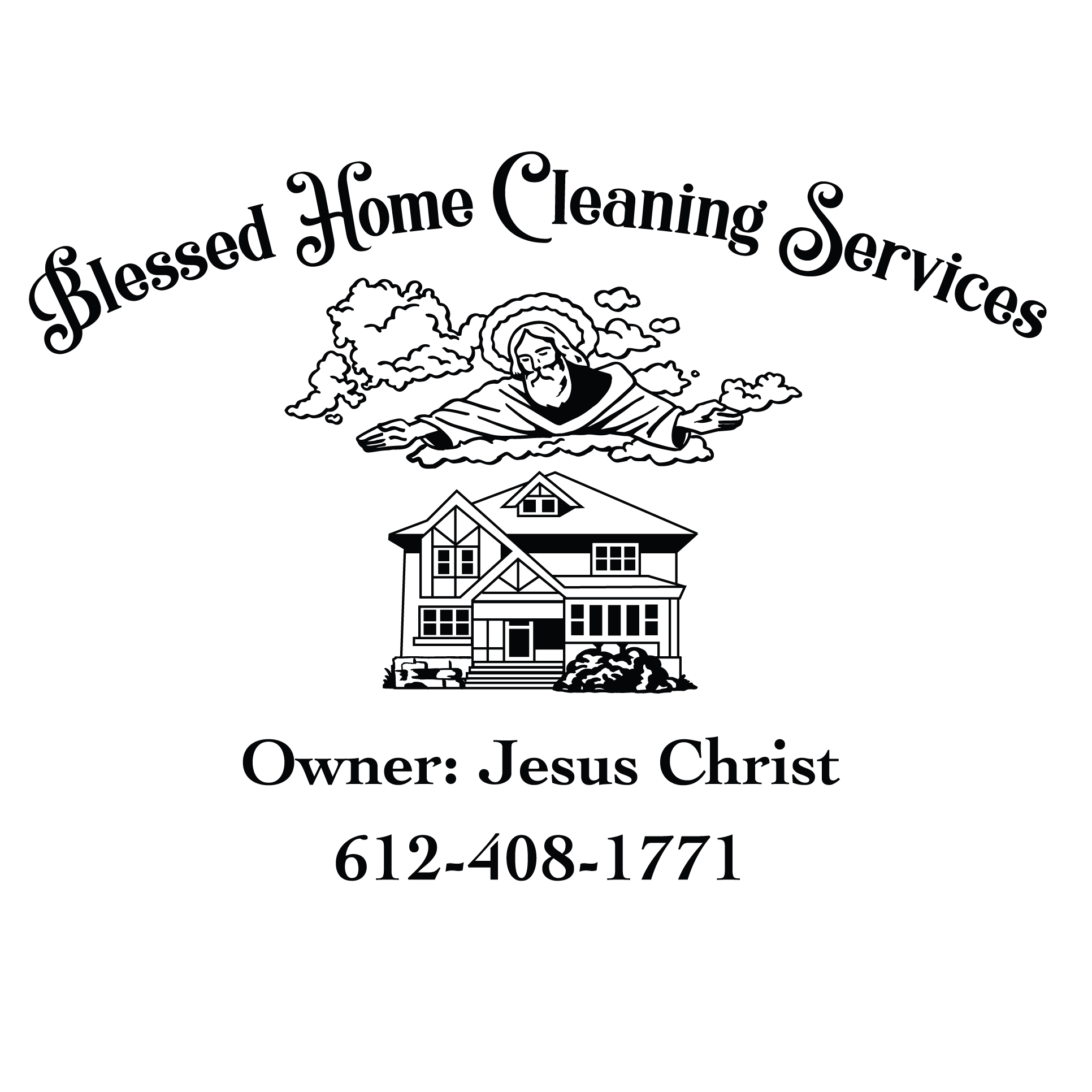 Blessed Home Cleaning Services, Christ Inc.