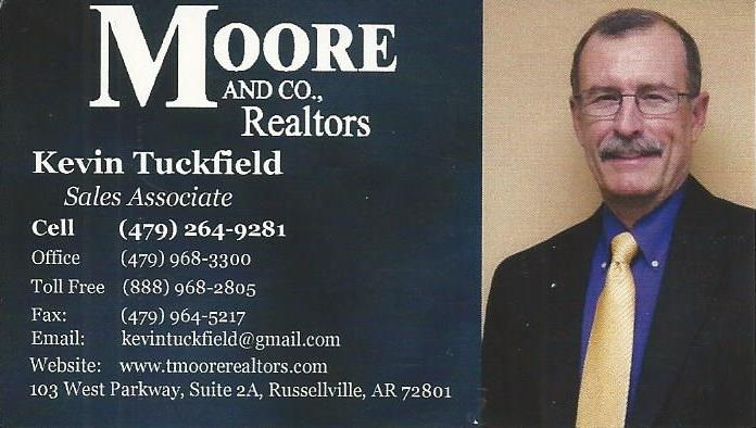 Kevin Tuckfield Real Estate- Moore & Co. image 2