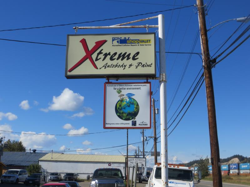 Xtreme Autobody & Paint in Prince George