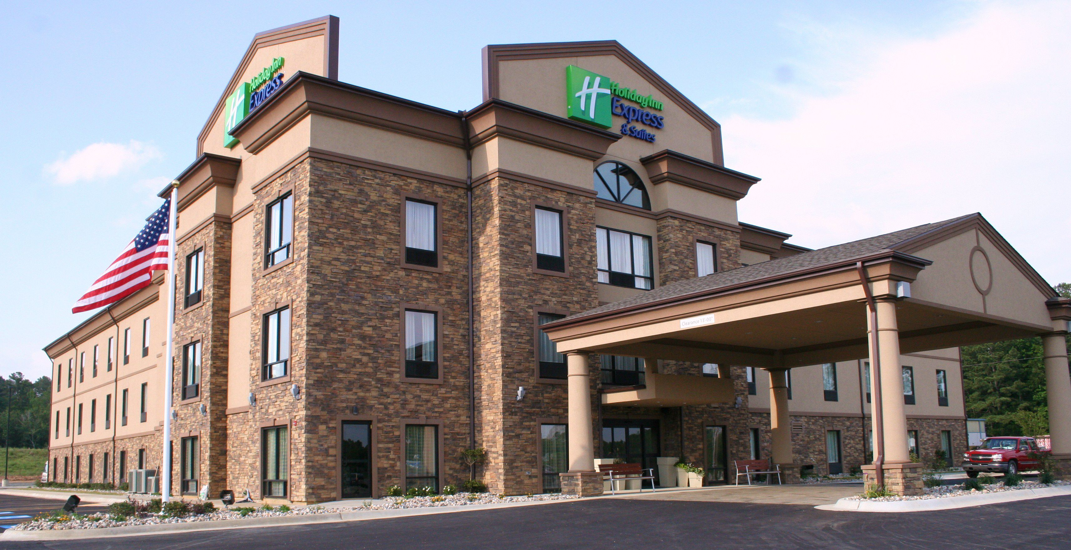 Holiday Inn Express Hotel Suites Lake Placid Fl 2 United