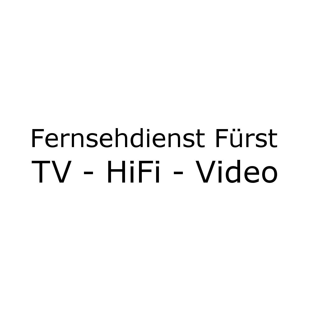 Logo von Fernsehdienst Fürst - TV - HiFi - Video