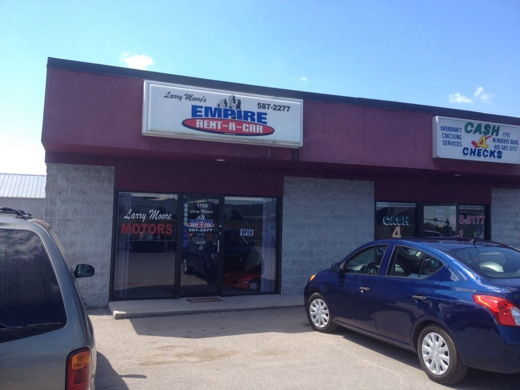 Empire Rent A Car Inc In Morristown Tn Whitepages