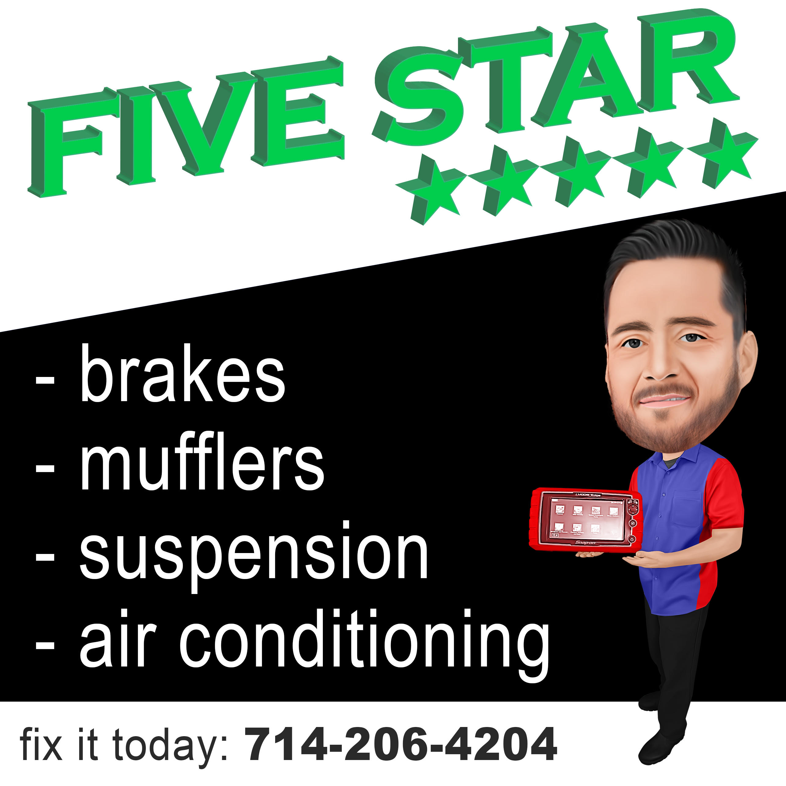 Five Star Auto & Truck Repair image 6