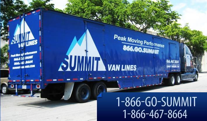 Summit Van Lines image 0