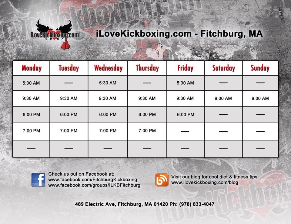 I Love Kickboxing - Fitchburg image 10
