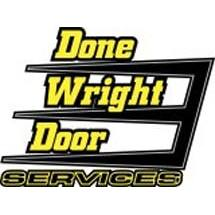 Done Wright Door Services Llc In Clayton Oh 45315
