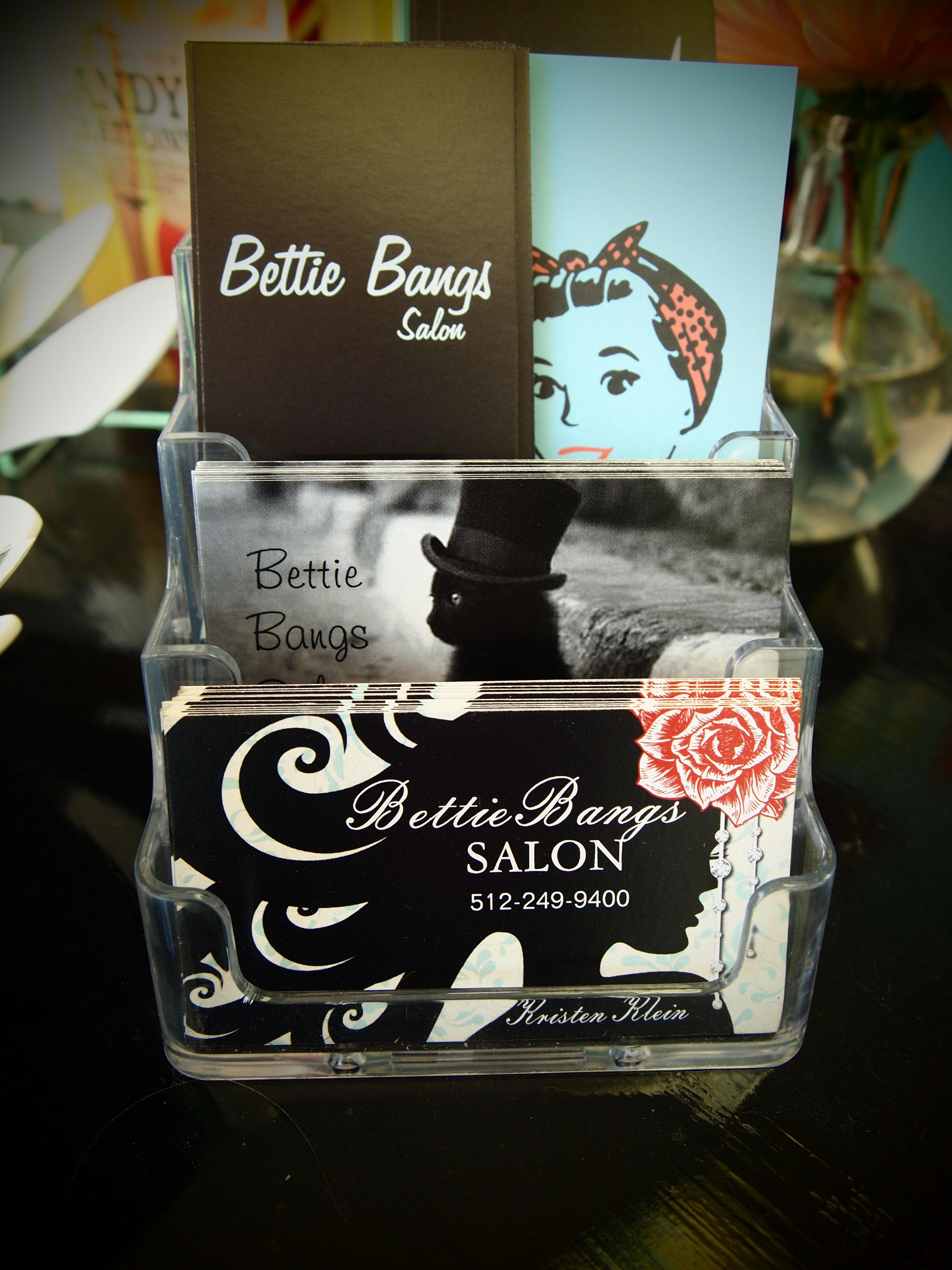 Bettie Bangs Salon image 44