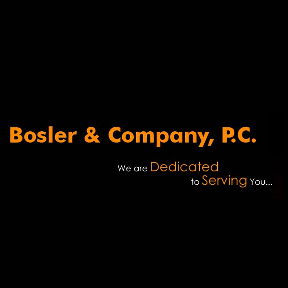 Bosler & Company