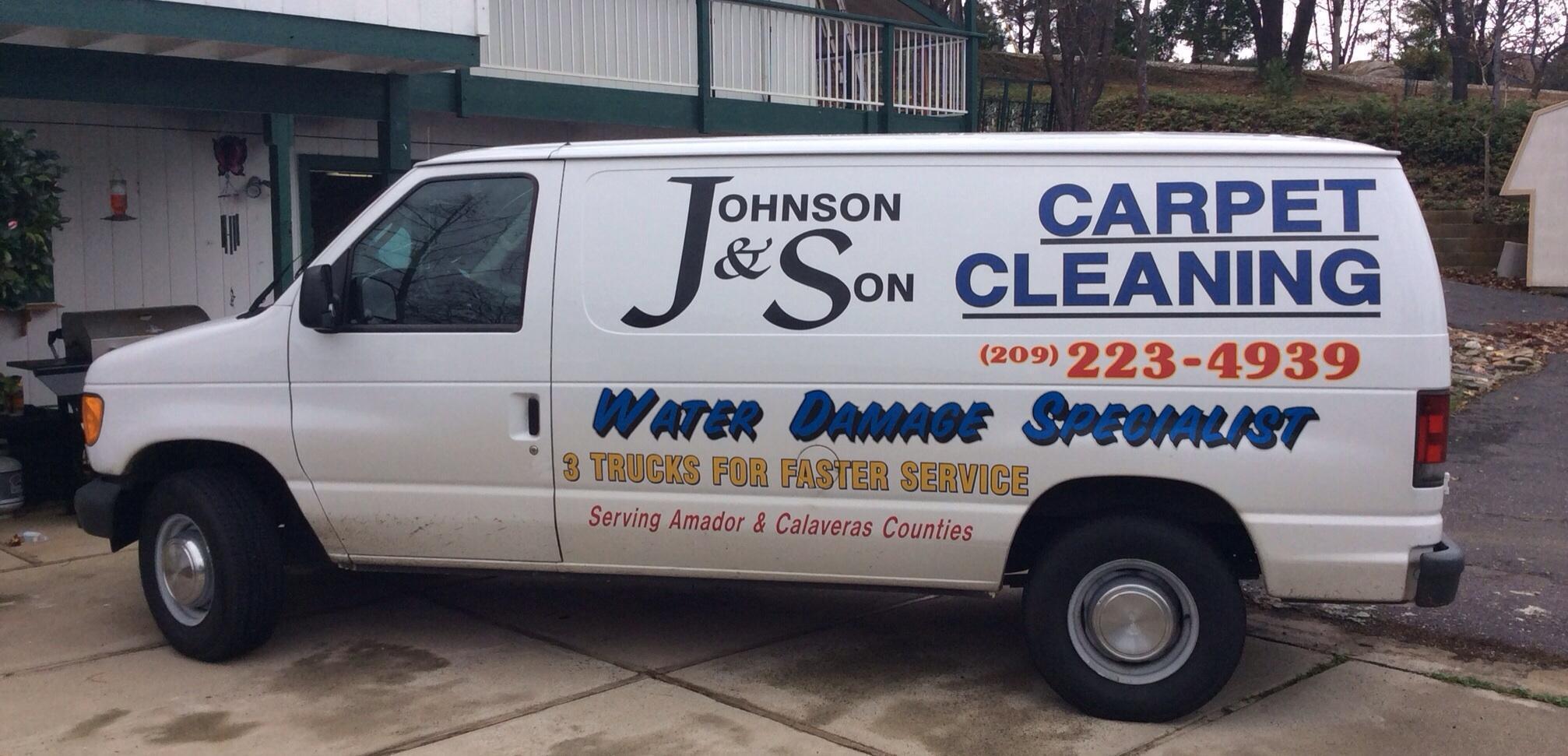 Johnson & Son Carpet Cleaning