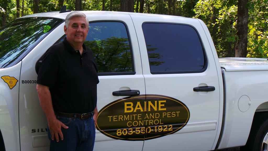 Baine Termite and Pest Control image 0