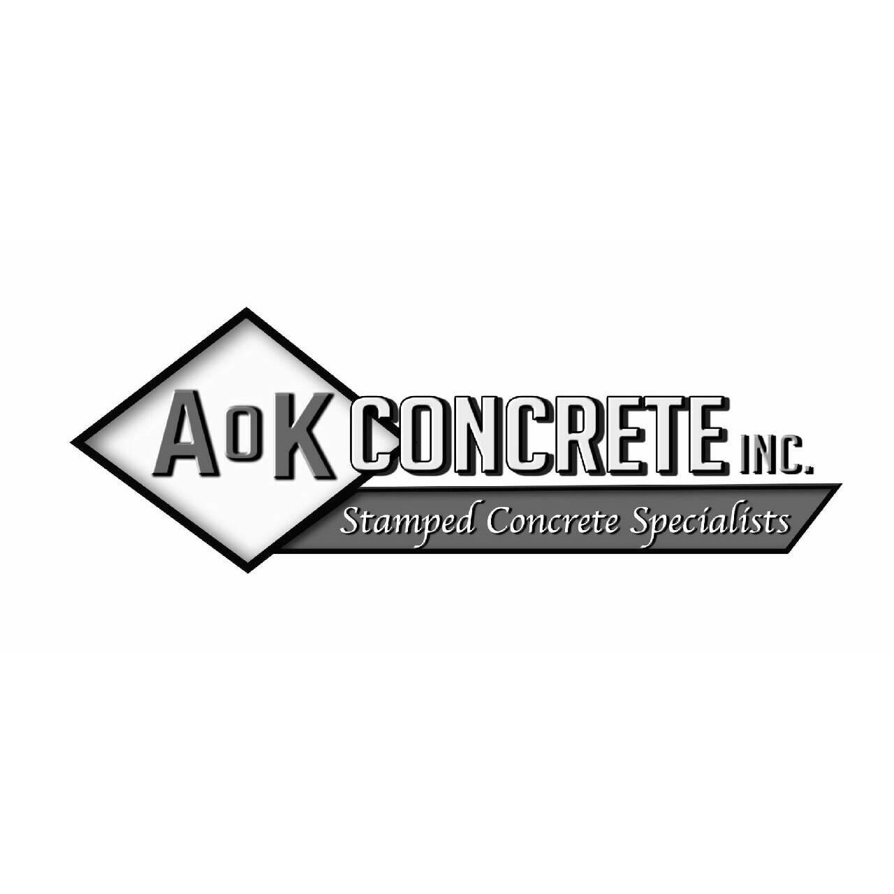 AoK Concrete and Masonry