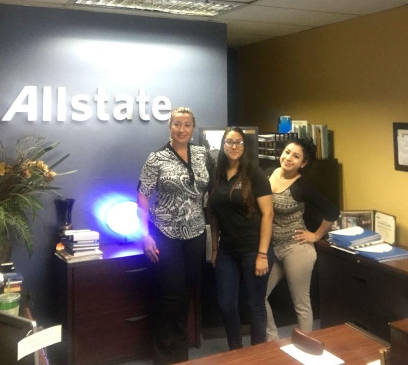 Fred Loya Insurance Quote: Allstate Insurance Agent: Marisol Trujillo At 7227