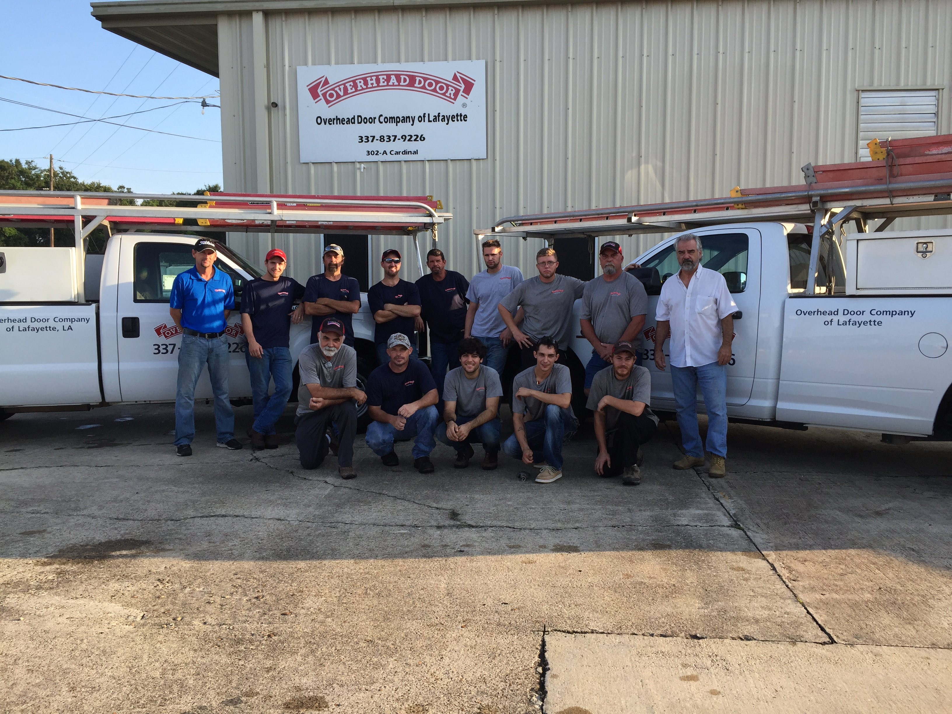 Overhead Door Company Of Lafayette, LA Inc.