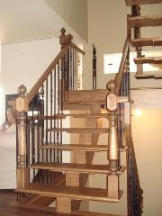 Berthiaume Escalier à Québec