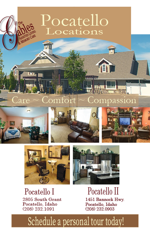 The Gables of Pocatello Assisted Living & Memory Care