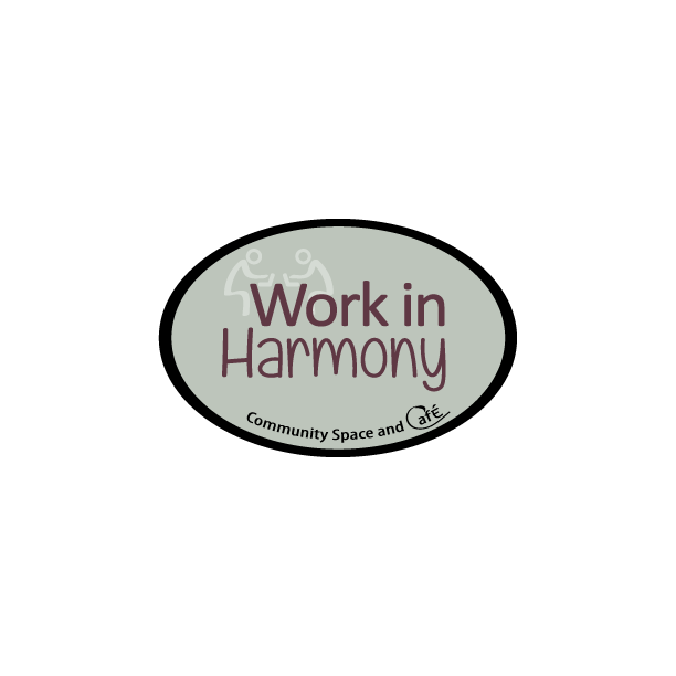 Work in Harmony Cafe - ad image