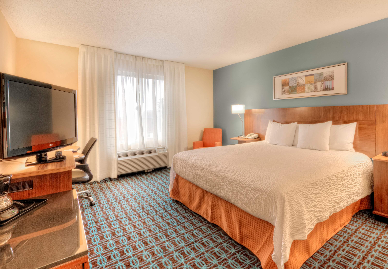 Fairfield Inn & Suites by Marriott Raleigh Crabtree Valley image 10
